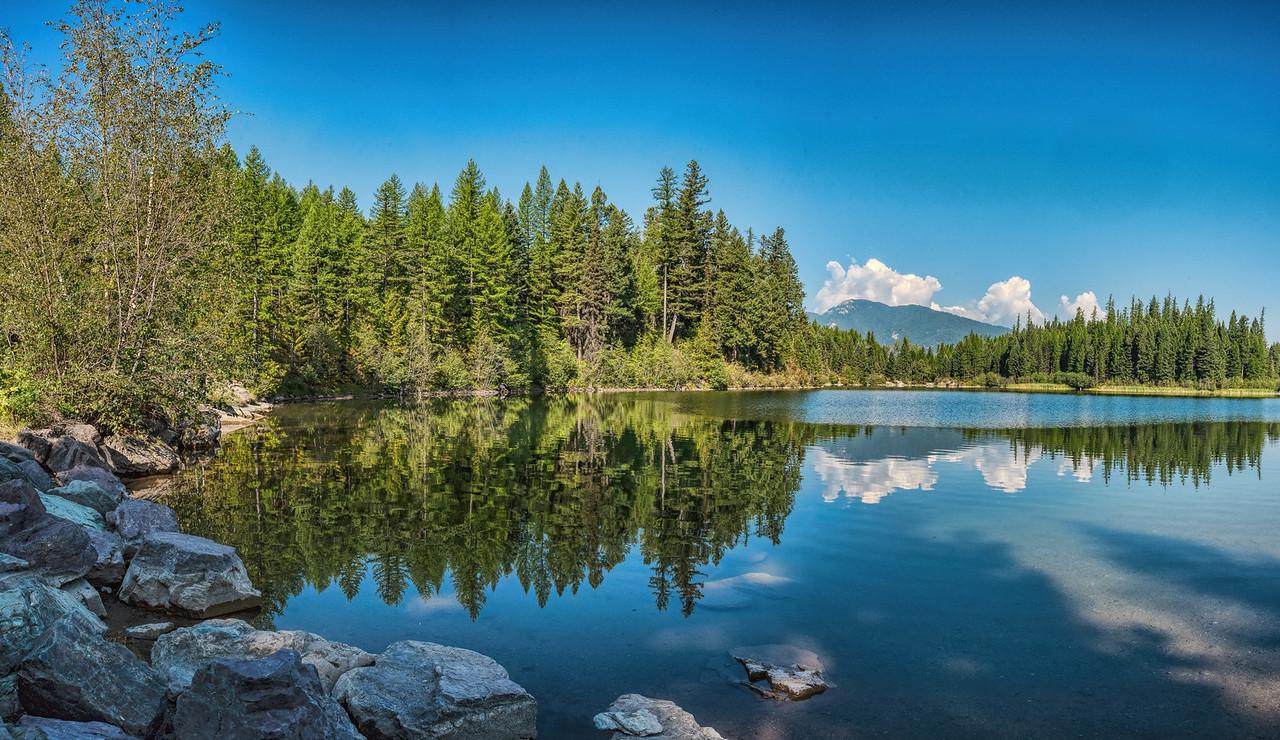 Lion Lake near Hungry Horse