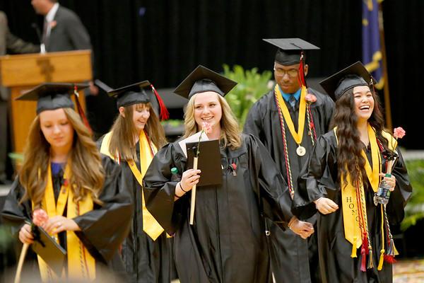 2015 Taylor High School Graduation