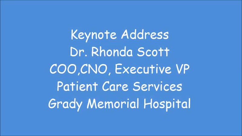 8 Keynote Address Dr Rhonda Scott (Part 2)