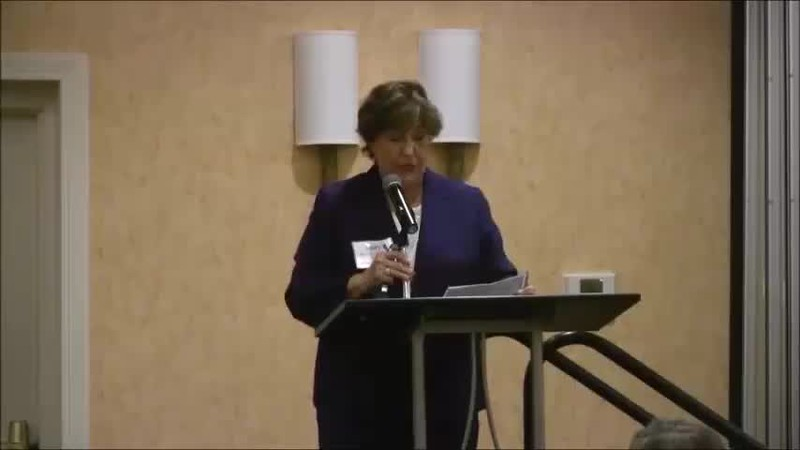 8 Keynote Address Dr Rhonda Scott (Part 1)