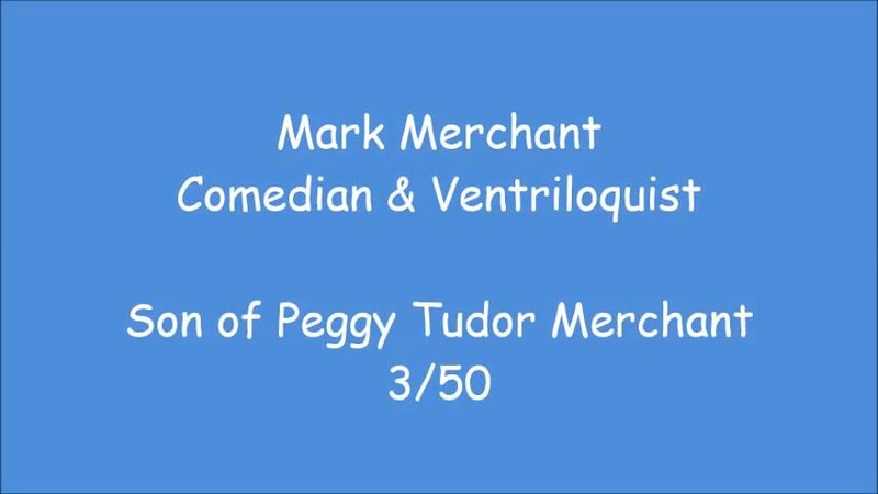 6 Mark Merchant - Comedian and Ventriloquist
