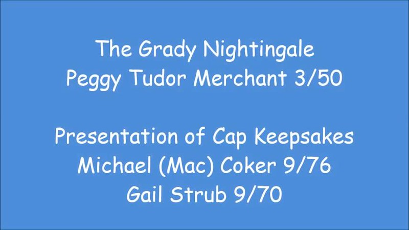9 The Grady Nightingale and Cap Keepsakes