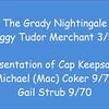 9 The Grady Nightingale and Cap Keepsakes