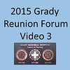 2015 Grady School of Nursing Forum Video 3