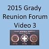 2015 Grady School of Nursing Forum Video 3