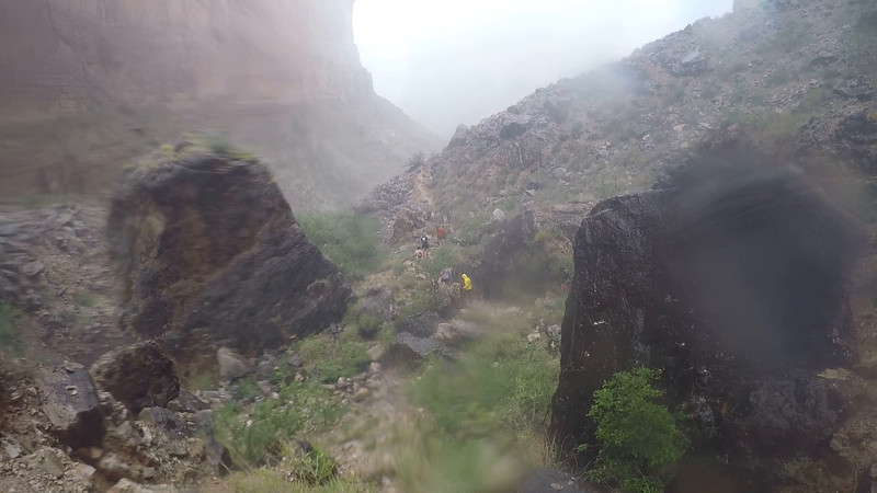 20150606_1432_KDUONG_GCTrip_GOPR0759 Khu Hail in the Grand Canyon Baby