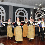 The Athenian Dancers performed.