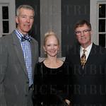 Mike Funk, Charlotte Jenkins and Greg Miller.