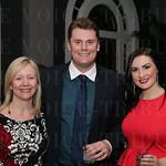 Christine Simatacolos, Dan and Lauren Cupkovic.