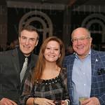 George Anagnostou, Dr. Mary Koutourousiou and Steve Bass.