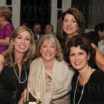 Diane Cook, Cece Hagan, Melanie Todoroff and Joanna Caneris celebrated birthdays at the event.