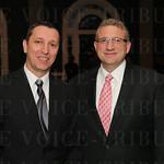Cosmin Schenk and Tom Caneris.