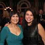 Thelma Willett and Ingrid Hernandez.