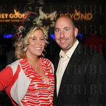Krista Rigling and Bryan Gillespie.