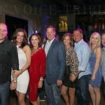 Bill DeReamer, Lisa Kern, Courtney Corrigan, Jeff McLennan, Bobbie Jo Ficher, Mike Haws, Debra and Mike Bean.