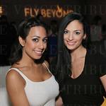 Meesha Farzaneh and Allie DeSantis.