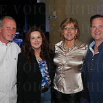 Andy Hall, Denise Spratt, Julie and Barry Denton.