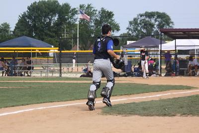 HCYP Raiders vs Diamond Baseball Academy 15U