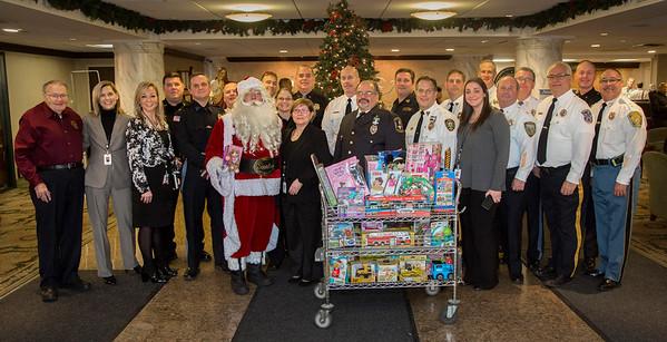 Bergen County Police Chiefs Visit