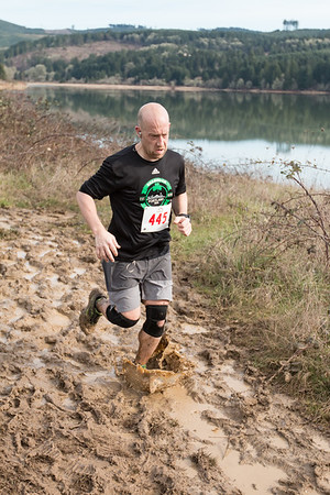 2015-02-15 Hagg Lake Mud Run 25k