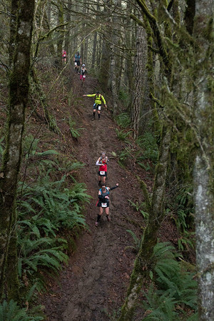 2015-02-14 Hagg Lake Mud Run 50k