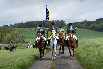 Friday - Riding The Marches, 2015