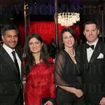 Asim and  Sara Piracha, and Sarah and Brian Beauerle.