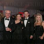 Charmaine and John  Francis, Ashley and Scott Livesay, Katalin and Josh Haines.