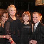 Jennifer DiPietro, Lori Andriot, Dale Hyman and Wayne Goldberg.