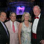 Jerry Lundergan, Congressman John Yarmuth, Kathy Yarmuth and James Ramsey.