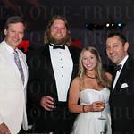 Jerry O\'Daniel, Nick and Jenny Mangold and Jonathan Blue.