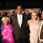 Jimmy Dan Connor, Debbie Scoppechio. event host Junior Bridgeman, Rhonda Jo Conner and Rick Duffy.
