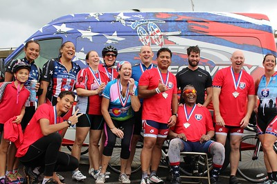 2015 Honor Ride DC