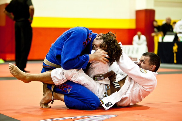 Grappling and BJJ