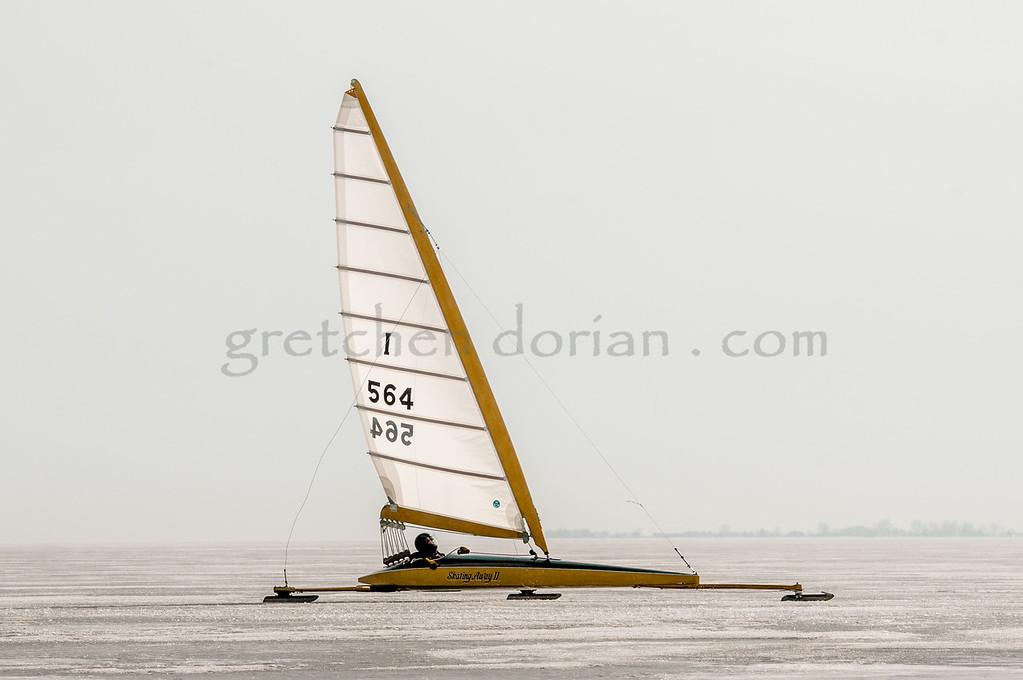 Steve Schalk | B Skeeter | Skating Away II | I 564