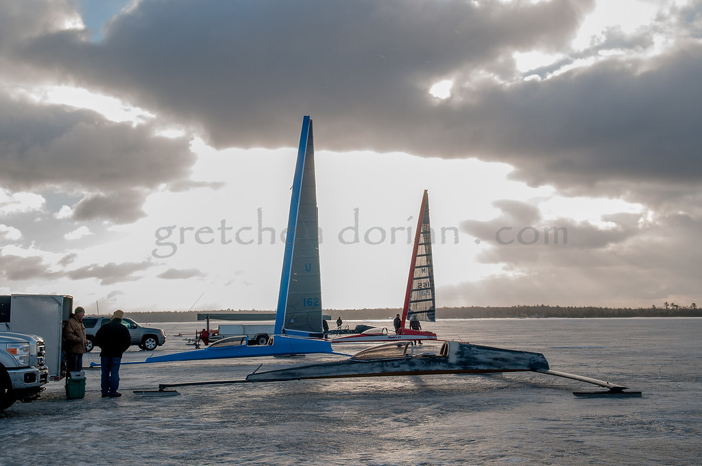 """Off of Gladstone - Rigging to Race! 