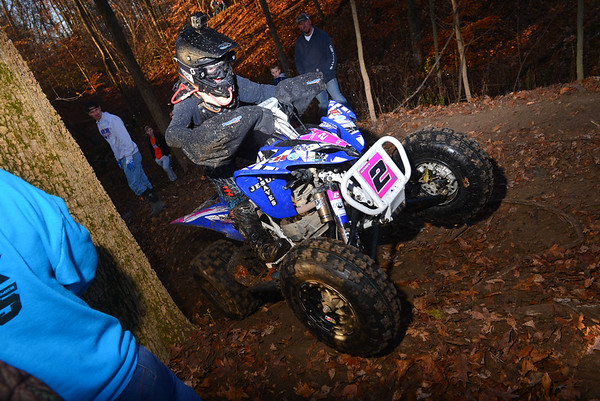 2015 IXCR Youth ATV