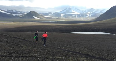 Run Wild Retreats -- Iceland Trail Running and Wellness Retreat 2015