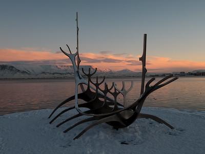 Sun Voyager by Jón Gunnar Árnason