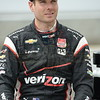 2014 IndyCar Andretti Autosport Kurt Busch Unveiling and Rookie Orientation