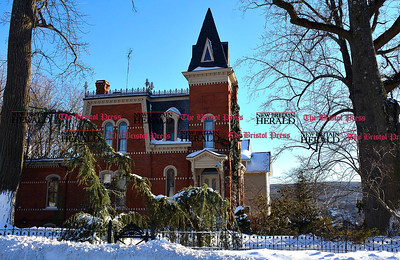 2/3/2015 Mike Orazzi | Staff Castle Largo, on the right corner of Main and Center streets as you go up Main, is considered the best example of the work of the accentric Victorian builder, inventor and industrialsis, Joel Case.
