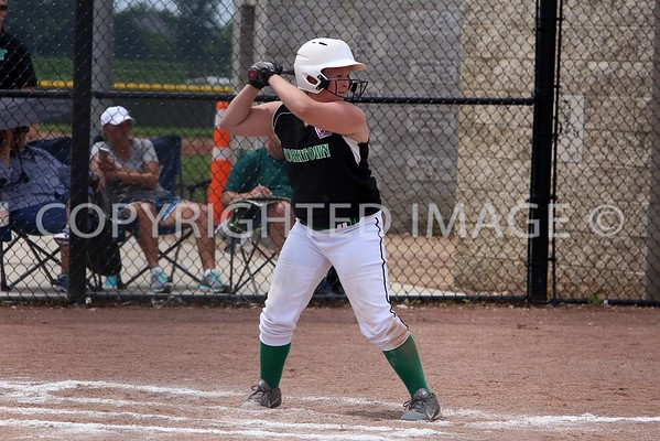 20150711 11-12 Softball All Stars vs Southport