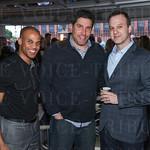 Brandon Williams, Mark Lieberman and Mike Balado.