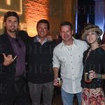 Christian Hellmers, Bryan Pettigrew, Steve Driskill and Mariah Durand.