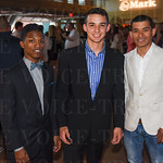 Andre Stock, Didiel Osorio and Ricardo Santana Jr.