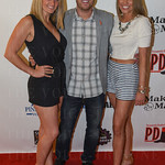 Darby Dudley, Ritchie Michaels and Allie Dodson.