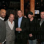 Dale Kiggins, David Clarkson,Brian Lykins, Andrew Cahill and David Megronigle.