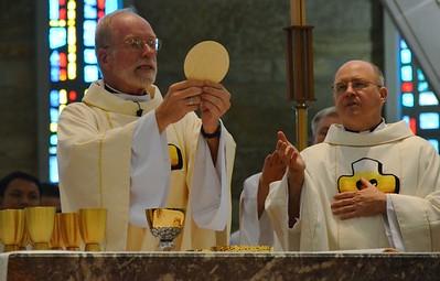 Fr. Ed and Fr. Steve