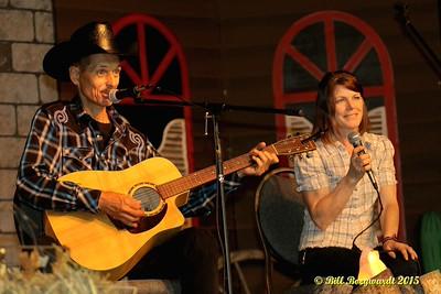 Jackson & Jesse Jo Charles - Vilna Cowboy Fest 2015 456