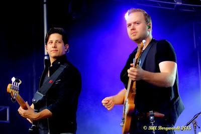 Justin Kudding & Matty McKay - Brett Kissel - K Days 2015 082